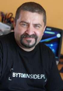 10.08.2013 - Bytom . Adam maniura - katecheta . Fot. Roman Koszowski /Gosc Niedzielny