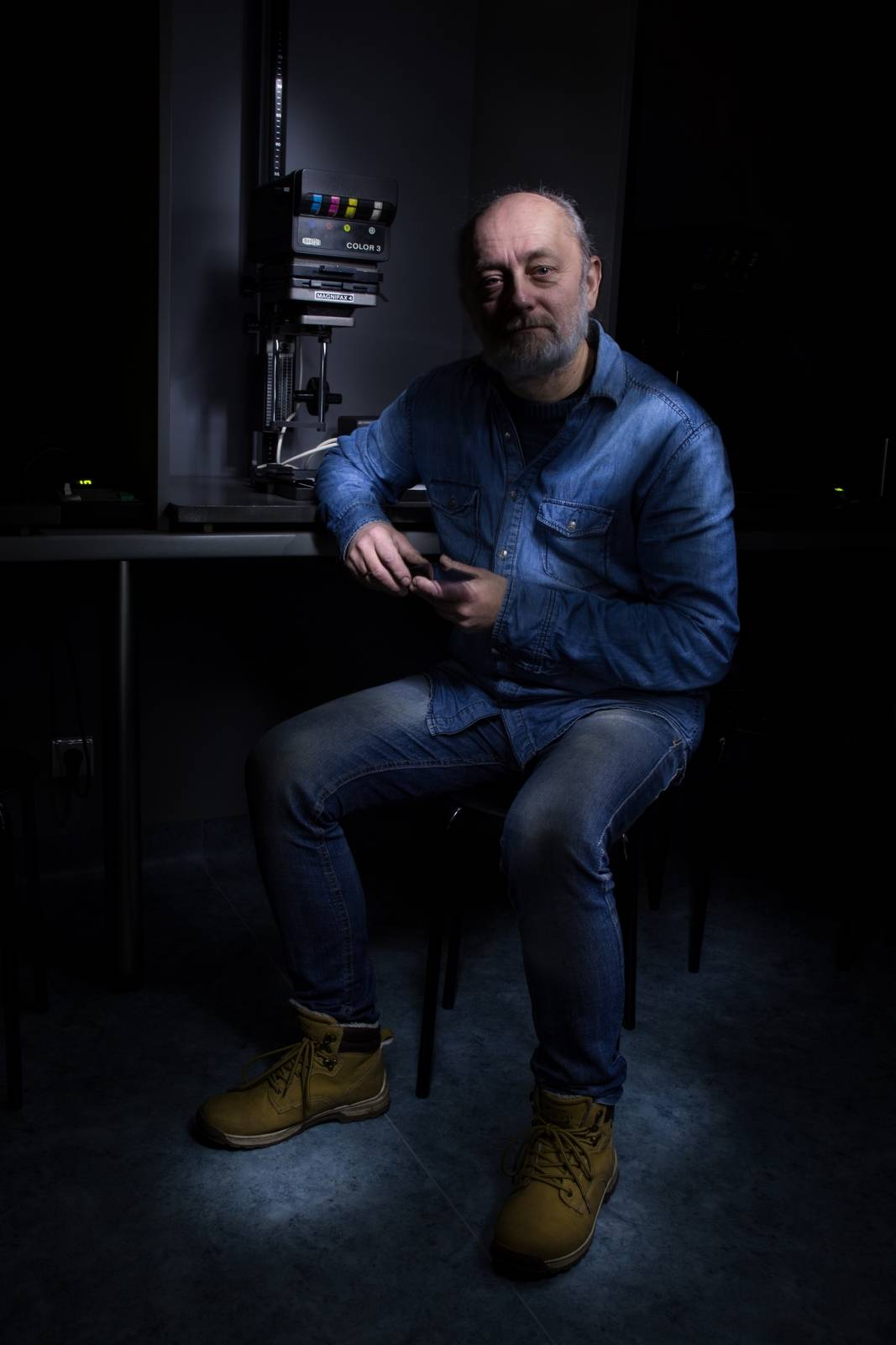 Antoni - fotograf